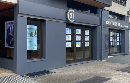 Agence immobilière CENTURY 21 Agence Diderot, 52000 CHAUMONT